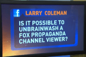 Can you un-brainwash a Fox News viewer?