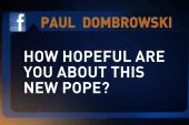 Calling on Pope Francis to visit Washington