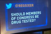 Drug testing Congressional members?