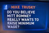 Refuting Romney's claim to raise minimum wage