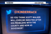 Walker's legal problem leads to loss of trust