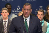 Christie considers presidential run