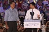 Paul Ryan and Mitt Romney reunite