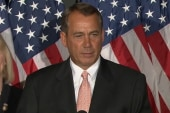 Boehner says he didn't threaten default ...