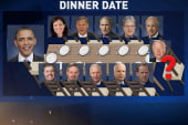 President dines with GOP, McConnell not...