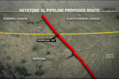 Ed: Keystone is energy independence, security