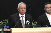 Malaysia's PM: MH370 'ended' in Indian Ocean