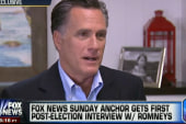 Mitt Romney breaks his silence
