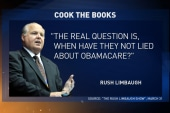 Conservative talkers deny the ACA numbers