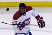 Hockey player bombarded with racist tweets