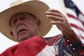 Radical right defends rancher Cliven Bundy