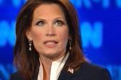 Michele Bachman breaks her post-election...