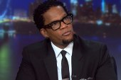 D.L. Hughley weighs in on race, Obama and...