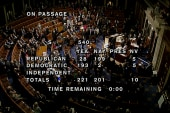 House actually manages to pass a key bill