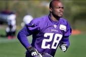 Vikings player's 2-year-old son killed