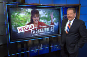 Sarah Palin, the Wasilla workaholic