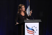 Sarah Palin: 'This isn't a racist, but...'