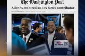 Fox News hires former Congressman Allen...