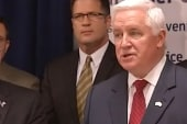Pretenders: Pennsylvania Gov. Tom Corbett