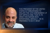 Mark Levin's outrageous new theory