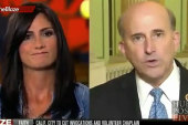 Gohmert takes a page from Palin's playbook