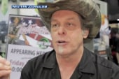 A new low, even for Ted Nugent
