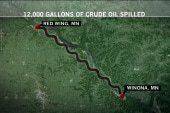 MN oil spill largely ignored by officials