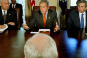 Wolfowitz: 'I was not the architect' of...