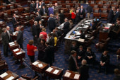 Senate votes on unemployment insurance