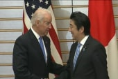 VP visit to Asia sparks concern about TPP