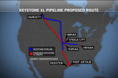 Pipeline sparks environmentalist outrage
