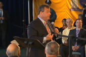 Christie cuts pensions to benefit hedge funds
