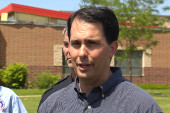 Scott Walker's outsourcing attack
