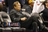 Playoffs shaken by Clippers owner's scandal