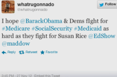 Ed Show viewers sound off on what Obama...