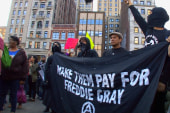 Protesters demand systemic change in NYC