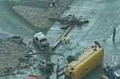 Deadly tornadoes hit Midwest, South
