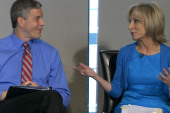 One on One with Secretary Duncan at...