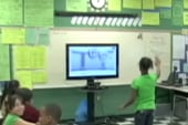 Filling the technology gap in classrooms