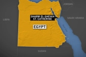 Two Americans taken hostage in Egypt released