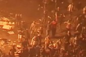 Deadly riots in Cairo