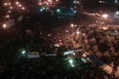 Protesters jam Tahrir Square