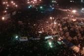 Protesters jam Tahrir Square