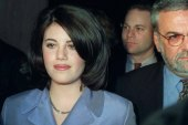 Monica Lewinsky speaks out on Clinton affair
