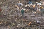 Massive mudslide rescue efforts see setback