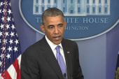 Criticism over Obama's approach to VA scandal