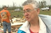 Devastation in Arkansas after deadly tornado
