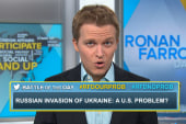 Is Russian invasion of Ukraine a US problem?