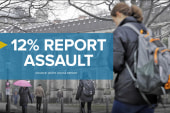 College sex assault probe underway nationwide