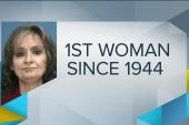 Mississippi set to execute female prisoner
